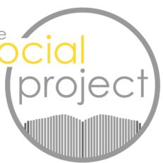 the social project logo